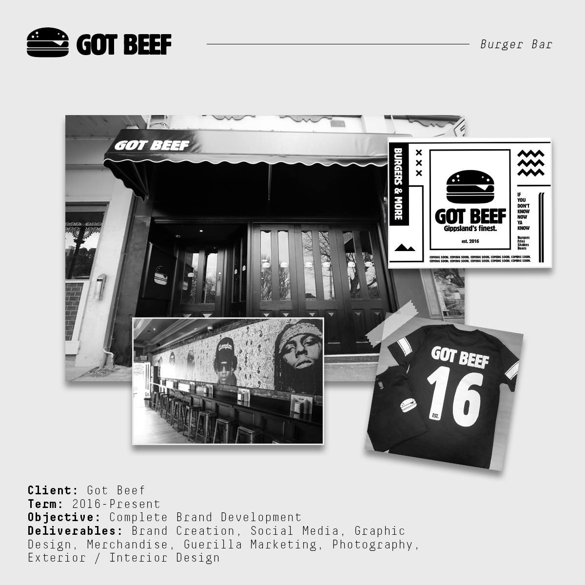 Got Beef Project Card