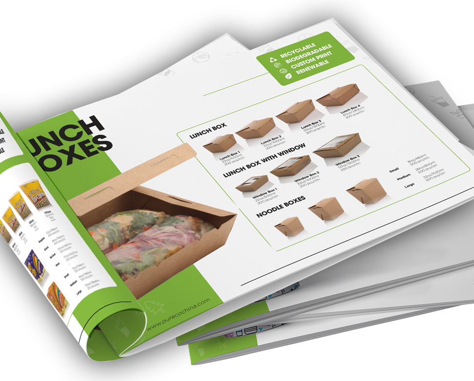 Super Packaging Catalogue
